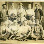 Fat Men's Ball Team 1911