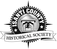Isanti County Historical Society logo