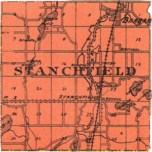 Stanchfield Township