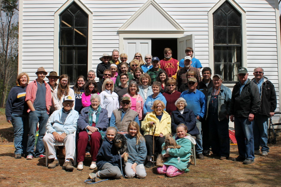 Clean up group May 2015